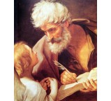 Evangelist St. Matthew and the Angel