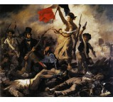 Liberty Leading the People 28th July 1830
