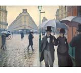Paris Street, A Rainy Day