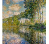 Poplars on the Banks of the River Epte 2