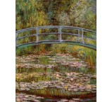 The Water-Lily Pond (aka Japanese Bridge)