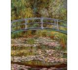 The Water-Lily Pond (aka Japanese Bridge)