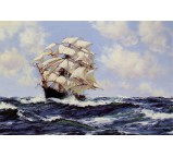 Swinging Along - The Clipper Ship 'The Racer