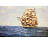 The Old White Barque