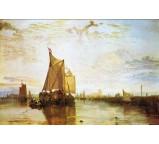 Dort The Dort Packet Boat From