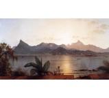 Sunset - Harbor at Rio