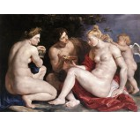 Venus, Cupid, Baccchus and Ceres