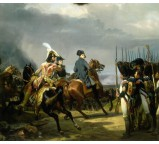 The battle of Iacna, october 14th 1806