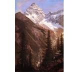 Canadian Rockies, Asulkan Glacier