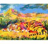 Delacroix's Tiger