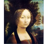 Portrait of Ginevra de Benci