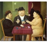 The Card Player 1996