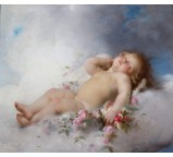 Sleeping Putto