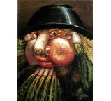 The Vegetable Gardener circa 1590
